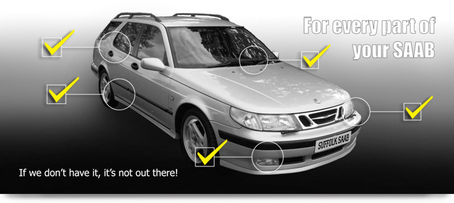 All quality SAAB parts